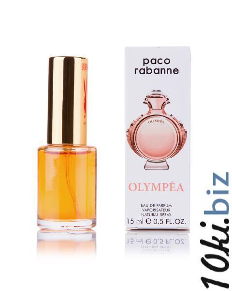 Мини-парфюм Paco Rabanne Olympea (Ж) - 15мл купить в Виннице - Парфюмерия с феромонами с ценами и фото