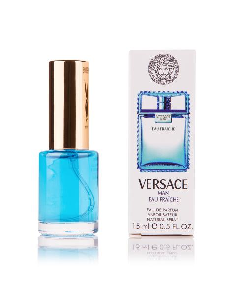 Мини-парфюм Versace Man Eau Fraiche (М) - 15 мл