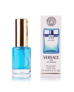 Фото 15 мл духи-миниатюры (с феромонами)  Мини-парфюм Versace Man Eau Fraiche (М) - 15 мл