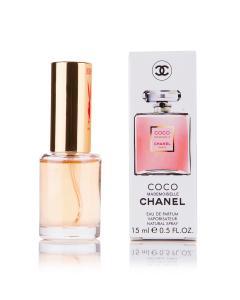 Фото 15 мл духи-миниатюры (с феромонами)  Мини-парфюм Chanel Coco Mademoiselle (Ж) - 15мл
