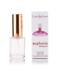 Фото 15 мл духи-миниатюры (с феромонами)  Мини-парфюм Euphoria Blossom Calvin Klein (Ж) - 15мл
