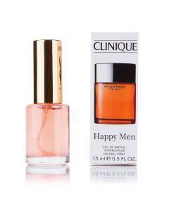 Фото 15 мл духи-миниатюры (с феромонами)  Мини-парфюм CLINIQUE Happy Men 15 мл (м)