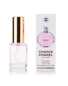 Фото 15 мл духи-миниатюры (с феромонами)  Мини-парфюм Chanel Chance Tender 15 мл (ж)