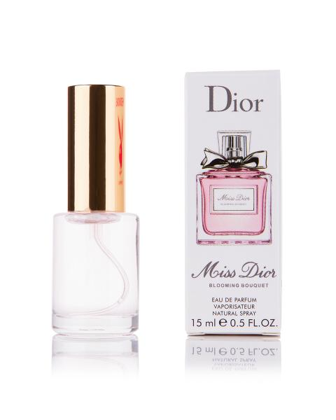Мини-парфюм Christian Dior Miss Dior Blooming Bouquet (Ж) - 15 мл