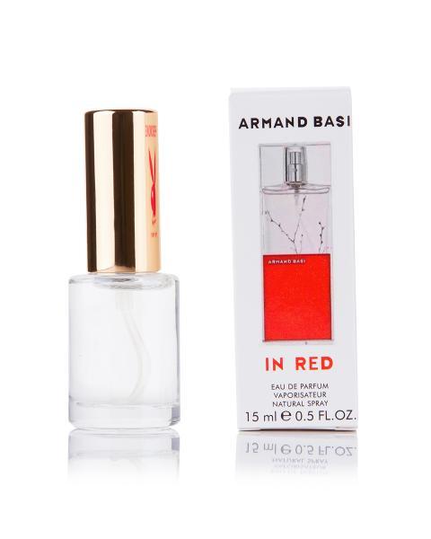 Мини-парфюм Armand Basi In Red 15 мл (Ж)
