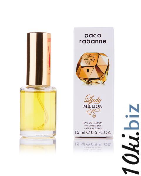 Мини-парфюм Lady Million Paco Rabanne (Ж) 15 мл купить в Виннице - Парфюмерия с феромонами с ценами и фото