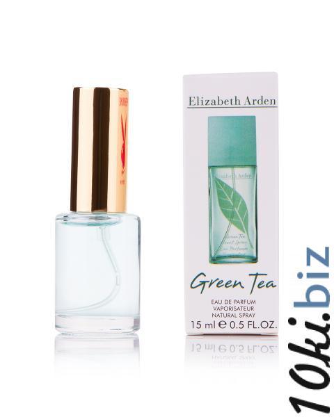 Мини-парфюм Elizabeth Arden Green Tea (ж) 15 мл купить в Виннице - Парфюмерия с феромонами с ценами и фото
