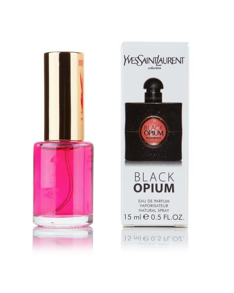 Мини- парфюм Black Opium Yves Saint Laurent Ж 15 мл