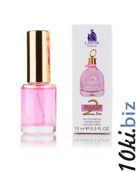 Мини-парфюм Rumeur 2 Rose Lanvin Ж 15 мл купить в Виннице - Парфюмерия с феромонами с ценами и фото