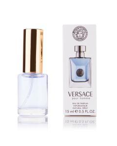 Фото 15 мл духи-миниатюры (с феромонами)  Мини-парфюм Versace pour Homme (М) 15 мл