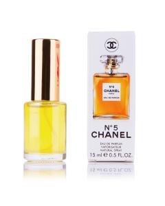 Фото 15 мл духи-миниатюры (с феромонами)  Мини-парфюм Chanel № 5 Ж 15 мл