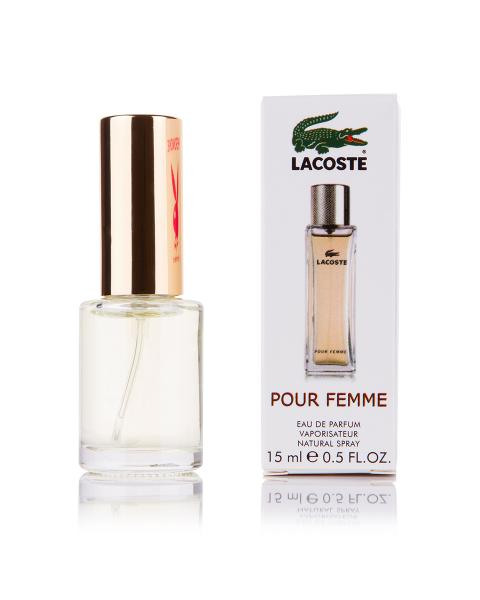 Мини-парфюм Lacoste Pour Femme (Ж) - 15мл