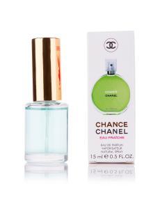 Фото 15 мл духи-миниатюры (с феромонами)  Мини -парфюм Chanel Chance Eau Fraiche Ж 15 мл