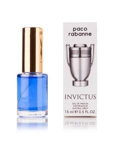 Фото 15 мл духи-миниатюры (с феромонами)  Мини-парфюм Invictus Paco Rabanne (М) 15 мл