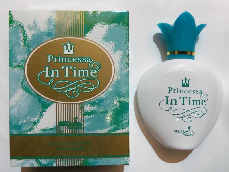 Туалетная вода женская Princessa In Time, 65 мл.