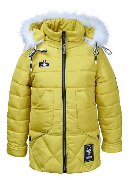 """Зимняя куртка для девочки """"FASHION"""""""