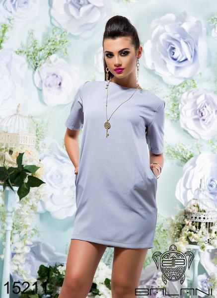 Платье  туника  -  15211