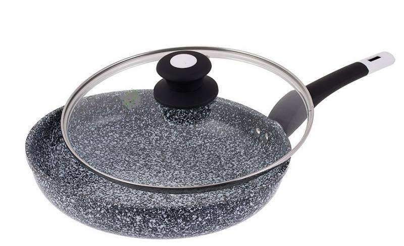 Сковорода с крышкой EDENBERG d 26,0 см EB-9167