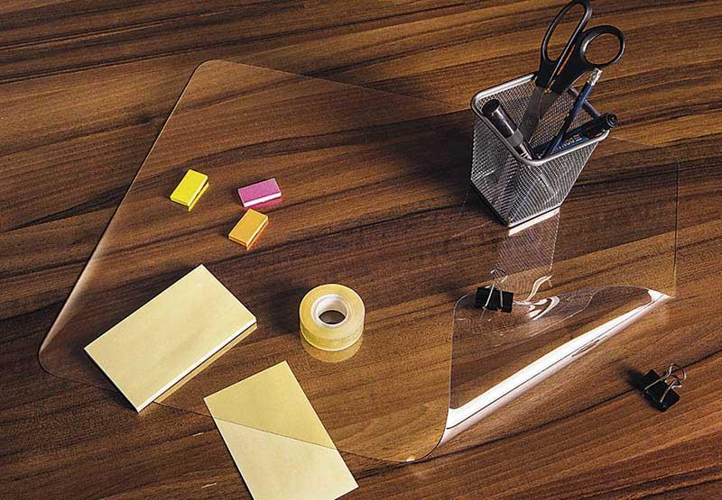 Бювар Panta Plast прозрачный 64,8 * 50,9 см