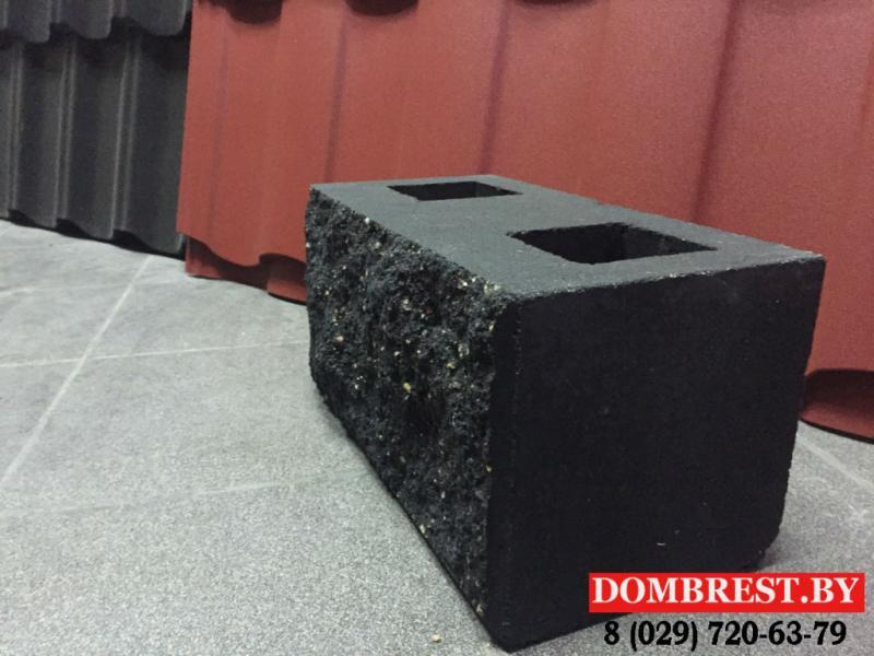 Блоки демлер, цементно-песчаные блоки, блоки декоративные, рваный камень в Бресте.