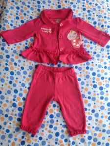 Фото Одежда для девочек, Размер 62 костюмчик