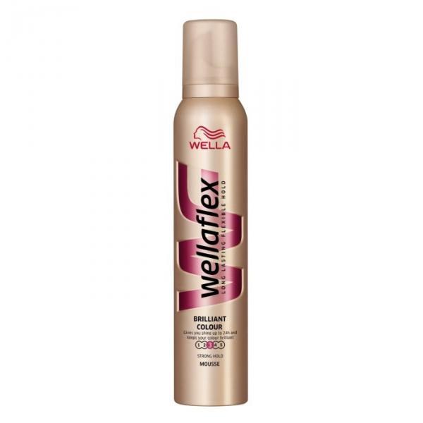Лак для волос Wellaflex блеск и фиксация