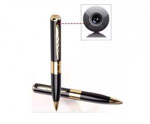 Фото Шпионская мини видеокамера Ручка со встроенной видеокамерой