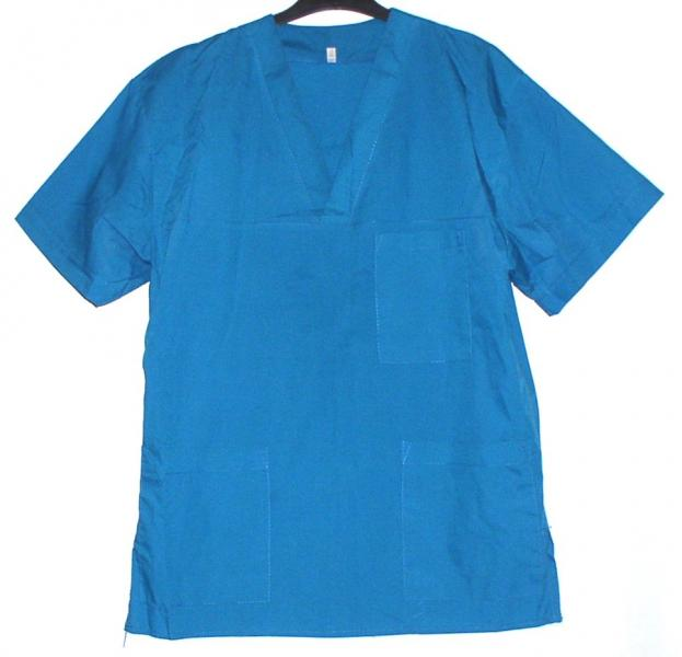 Костюм медицинский: халат + штаны *6856