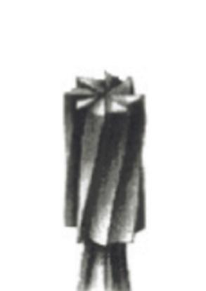Боры ТВС для прямого и углового наконечника