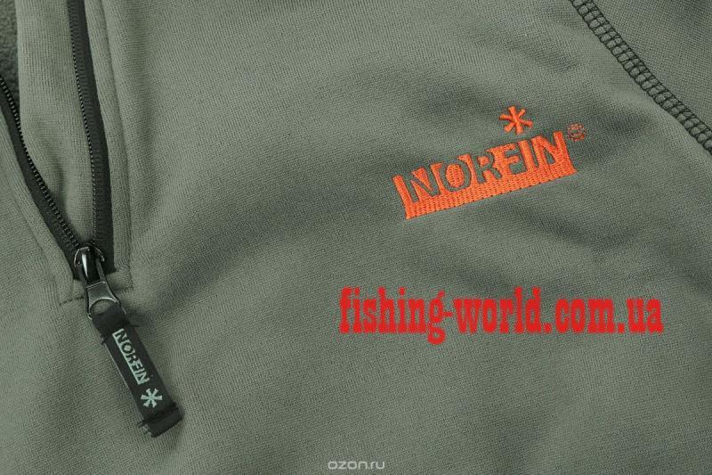 Фото Одежда для рыбаков и охотников, Термобелье Термобелье Norfin Winter Line Grey