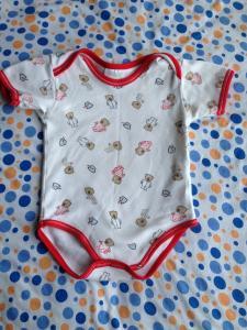 Фото Одежда для мальчиков, Размер 74 бодик