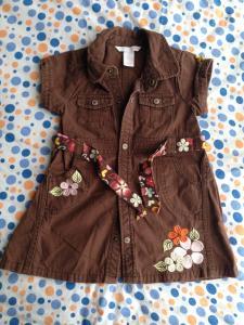Фото Одежда для девочек, Размер 80 платье