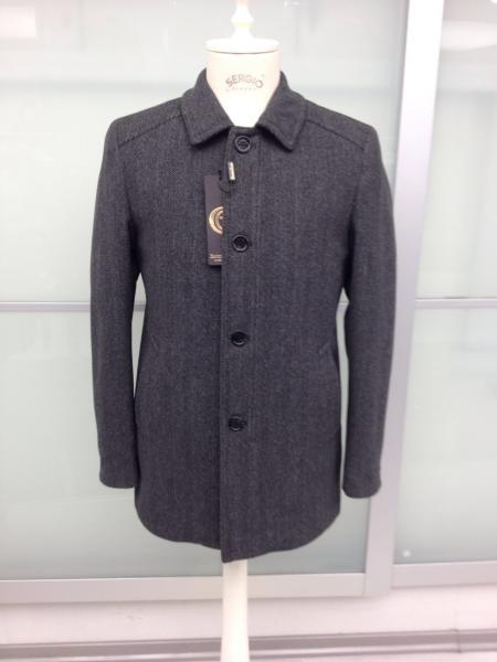 Пальто мужское зимнее кашемировое