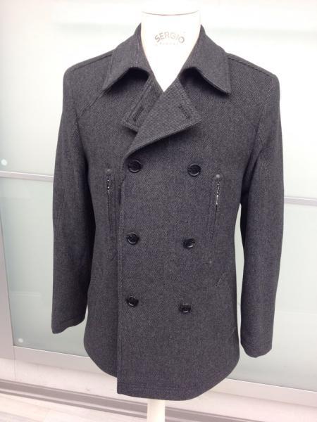 Пальто мужское зимнее №60
