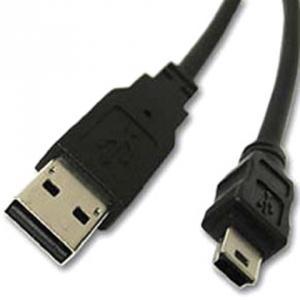 Фото Комплектующие и аксессуары Кабель USB 2.0 - miniUSB
