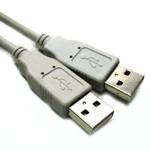 Фото Комплектующие и аксессуары Кабель USB 2.0 - USB 2.0