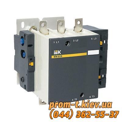 Фото Контакторы электромагнитные постоянного и переменного тока, Контактор КТИ Контактор КТИ-5115