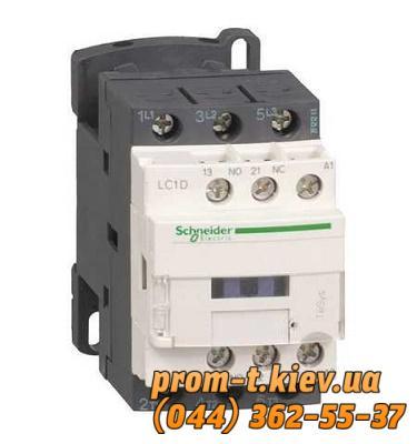 Фото Контакторы электромагнитные постоянного и переменного тока, Контактор LC1D Контактор LC1D12M7
