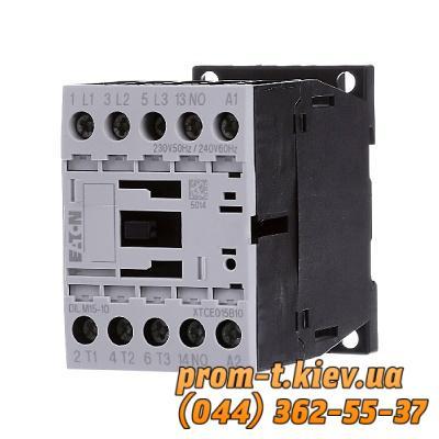 Фото Контакторы электромагнитные постоянного и переменного тока, Контактор DILM  Контактор DILM9-10