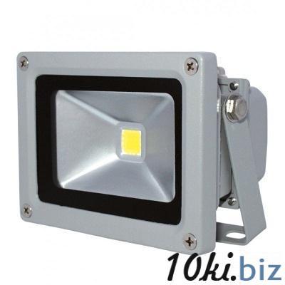 Светодиодный прожектор DeLux FMI 10 LED 50Вт 6500K IP65, цена фото купить в Киеве. Раздел Прожекторы светодиодные