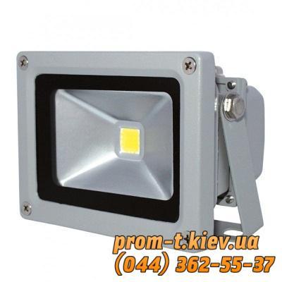 Фото Светильники, прожекторы, светодиодные, уличные, потолочные, подвесные, промышленные, точечные, Светильник DeLux Светодиодный прожектор DeLux FMI 10 LED 50Вт 6500K IP65