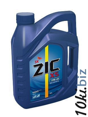 Zic X5 10w40 4л (A)
