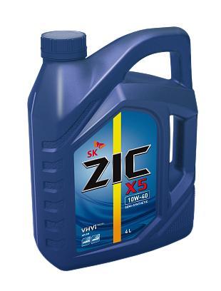 Zic X5 10w40 1л (A)