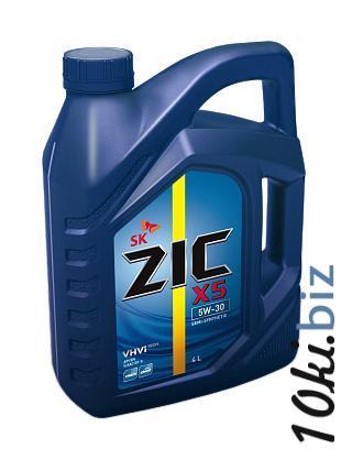 ZIC X5 5w30 1л. (A) Моторные масла в Челябинске