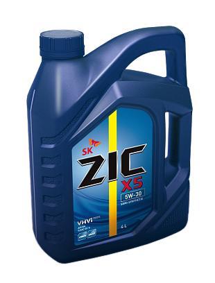 Zic X5 5w30 6л (A)