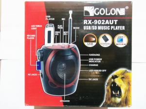 Радиоприемник GOLONE, USB выход.