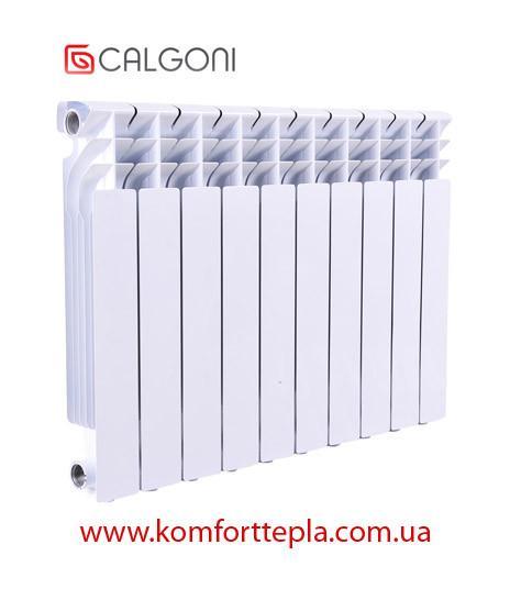 Биметаллический радиатор Calgoni BRAVA 500*85
