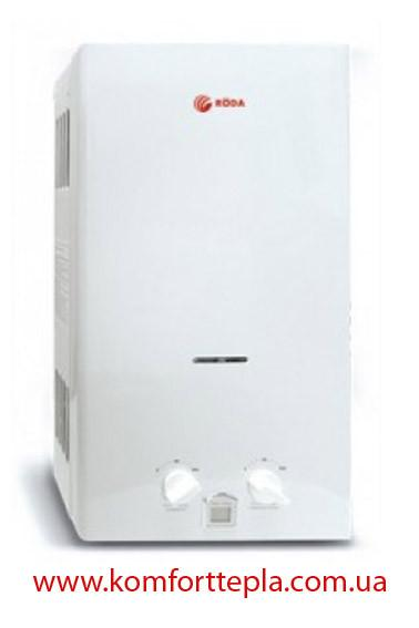 Колонка газовая RODA JSD20-A2 (10л в мин., автомат)