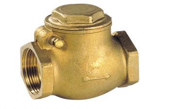 Запорный клапан металлическое седло D11/4 (клапет)