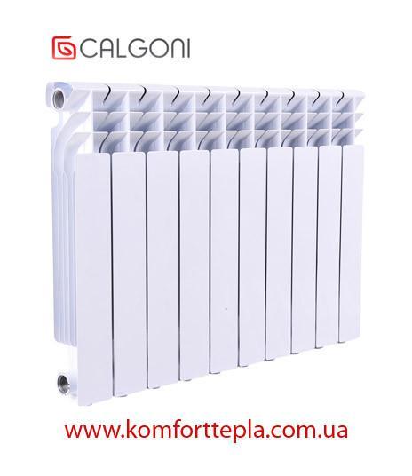 Алюминиевый радиатор Calgoni Alpa PRO 500/96
